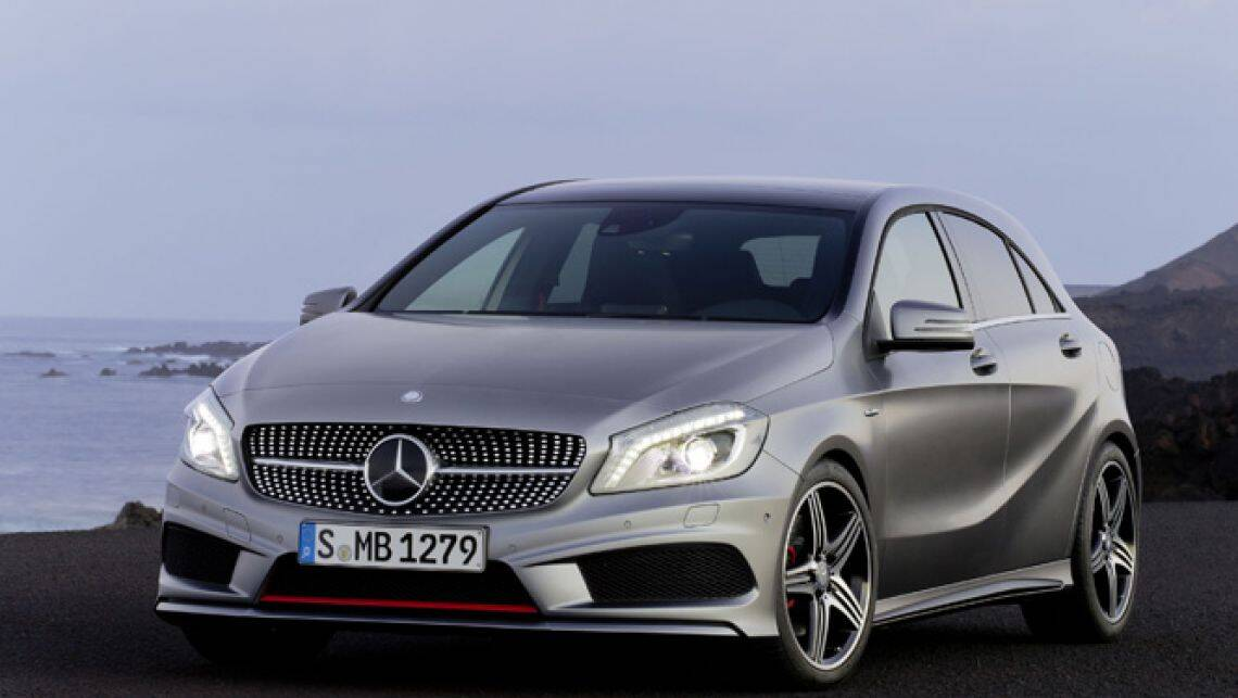new mercedes benz a class review carsguide. Black Bedroom Furniture Sets. Home Design Ideas