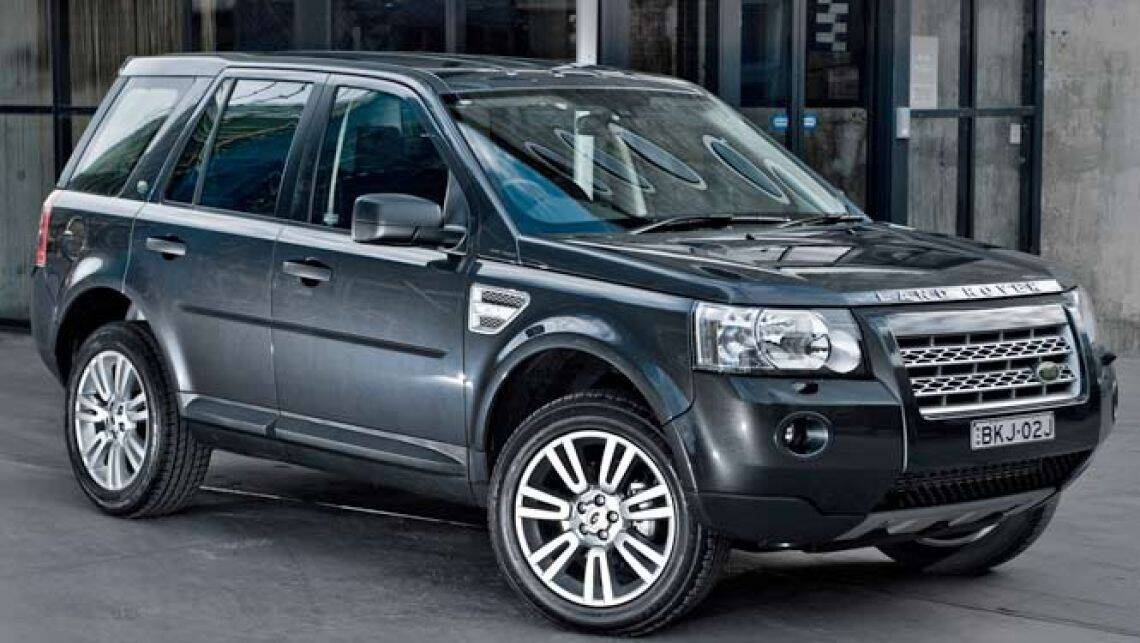 land rover freelander 2 td4 review car reviews carsguide. Black Bedroom Furniture Sets. Home Design Ideas