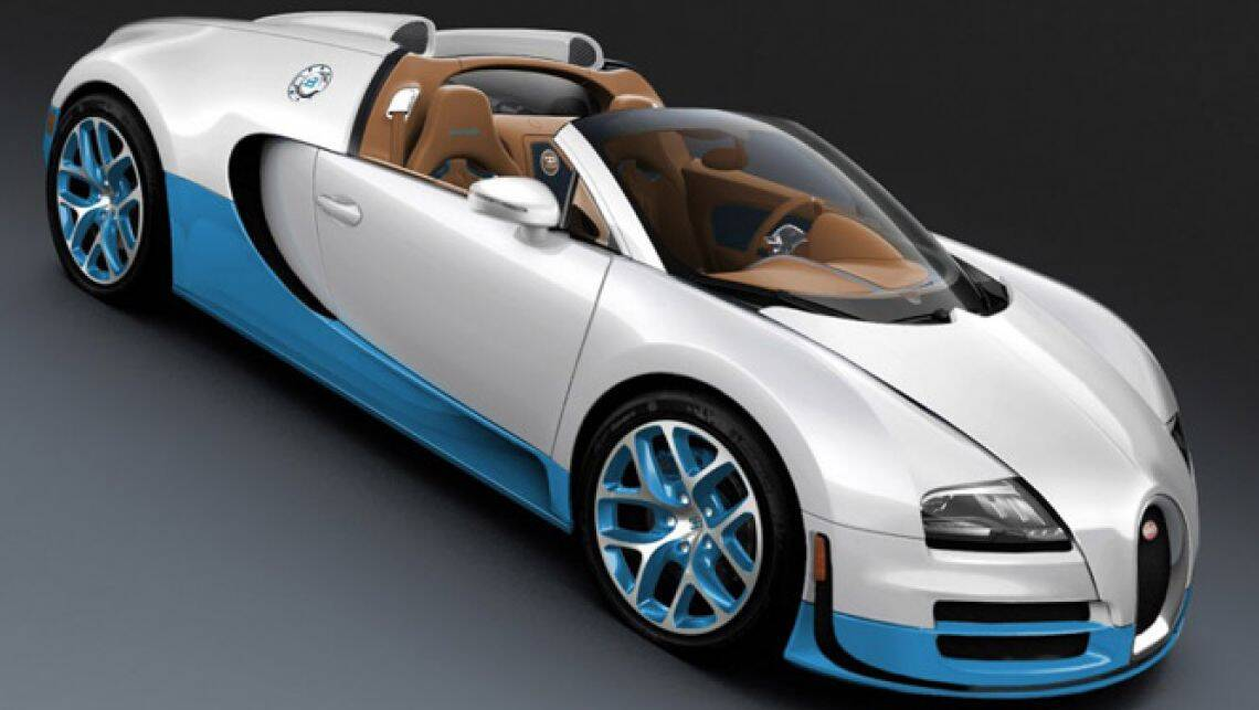 bugatti veyron grand sport vitesse supreme roadster car news carsguide. Black Bedroom Furniture Sets. Home Design Ideas