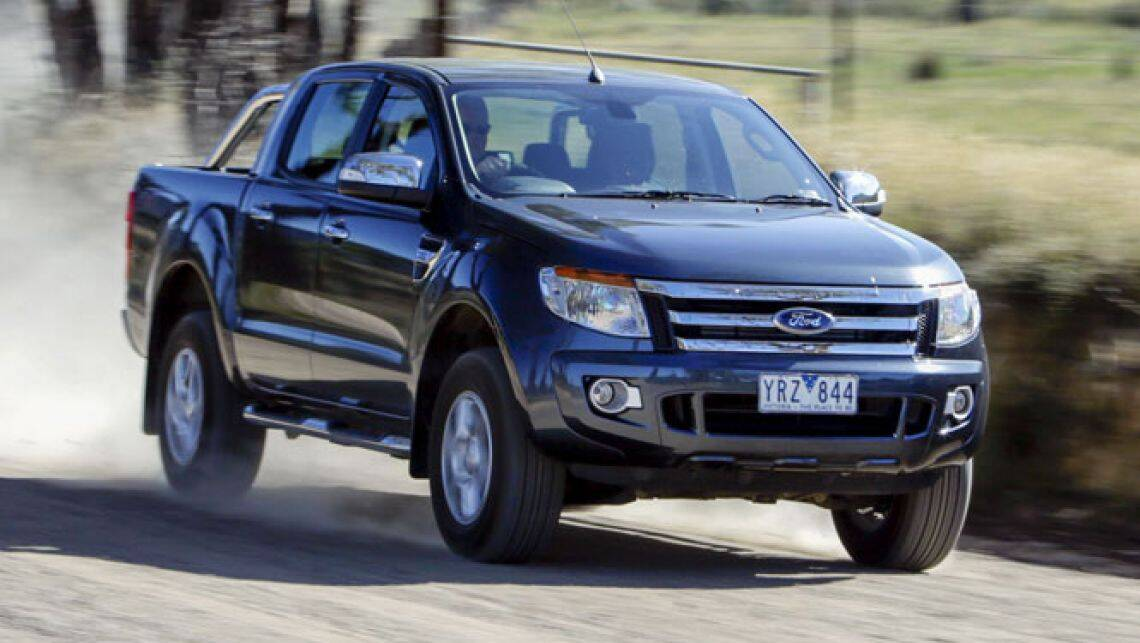 ford ranger xlt dual cab 4wd review car reviews carsguide. Black Bedroom Furniture Sets. Home Design Ideas