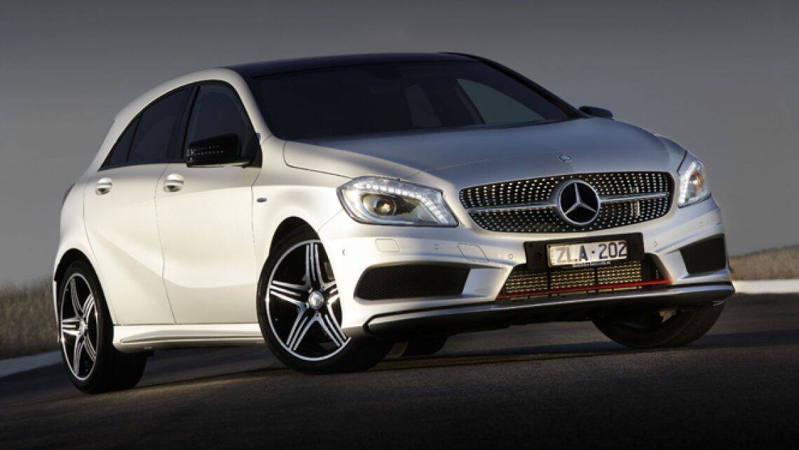 2014 mercedes benz a250 sport review carsguide for Mercedes benz sport car