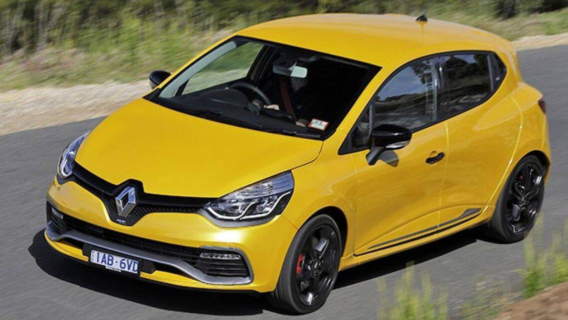 renault clio rs 4 review. Black Bedroom Furniture Sets. Home Design Ideas