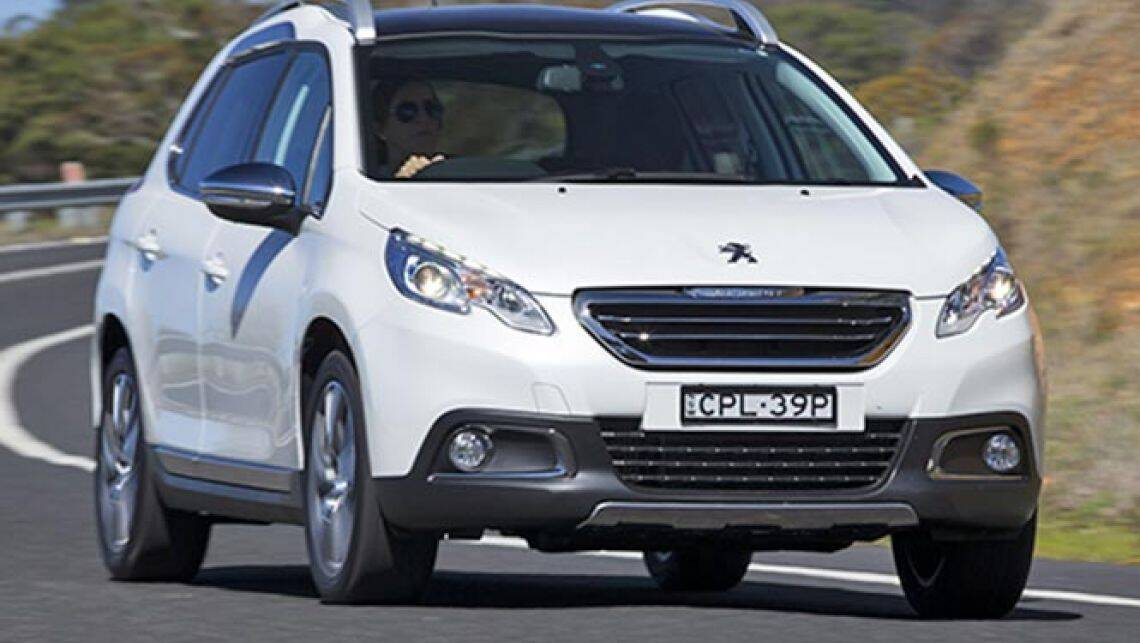 peugeot 2008 review car reviews carsguide. Black Bedroom Furniture Sets. Home Design Ideas
