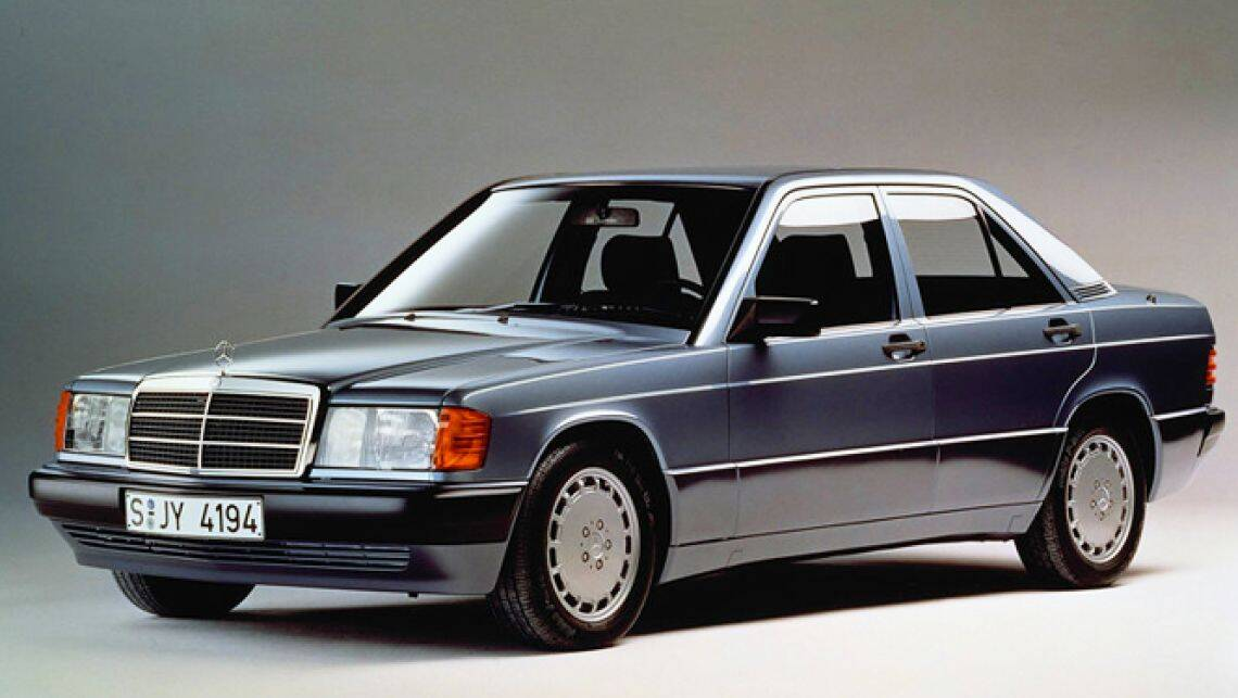 used car review mercedes benz 190e 1984 1994 car reviews. Black Bedroom Furniture Sets. Home Design Ideas