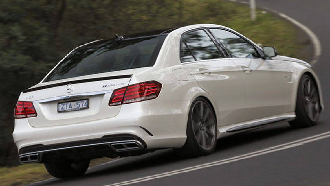 Mercedes-Benz E63 AMG S review: Car Reviews | CarsGuide