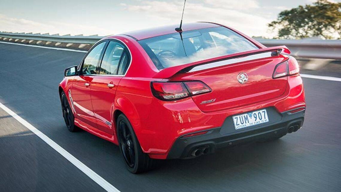 Holden Commodore SSV Redline review | CarsGuide