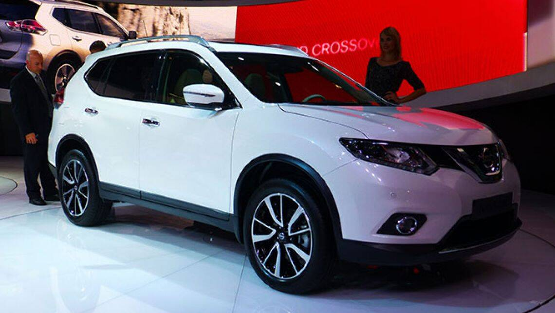 Towing With 2014 Nissan X Trail | Autos Post