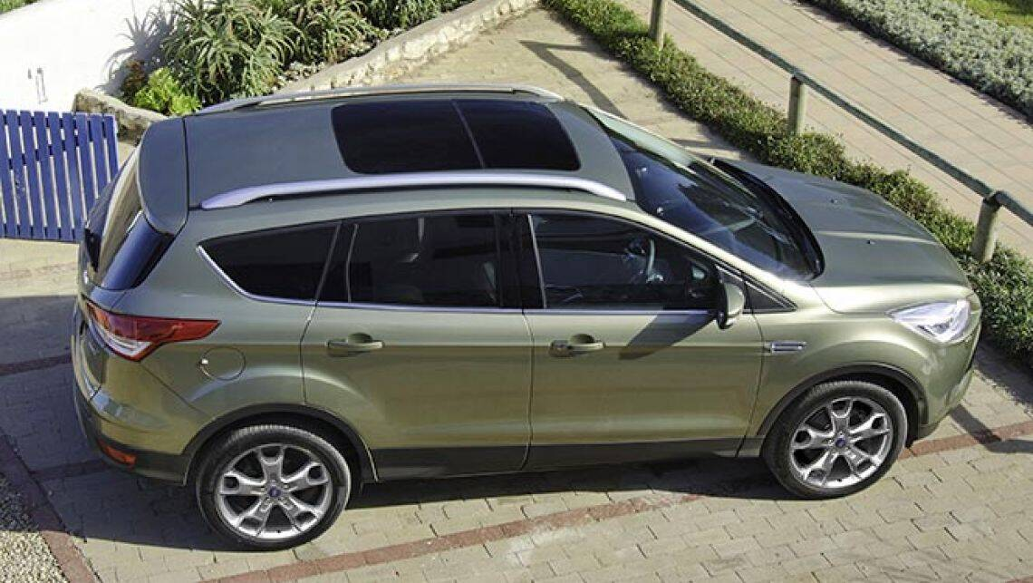 ford kuga titanium tdci review carsguide. Black Bedroom Furniture Sets. Home Design Ideas