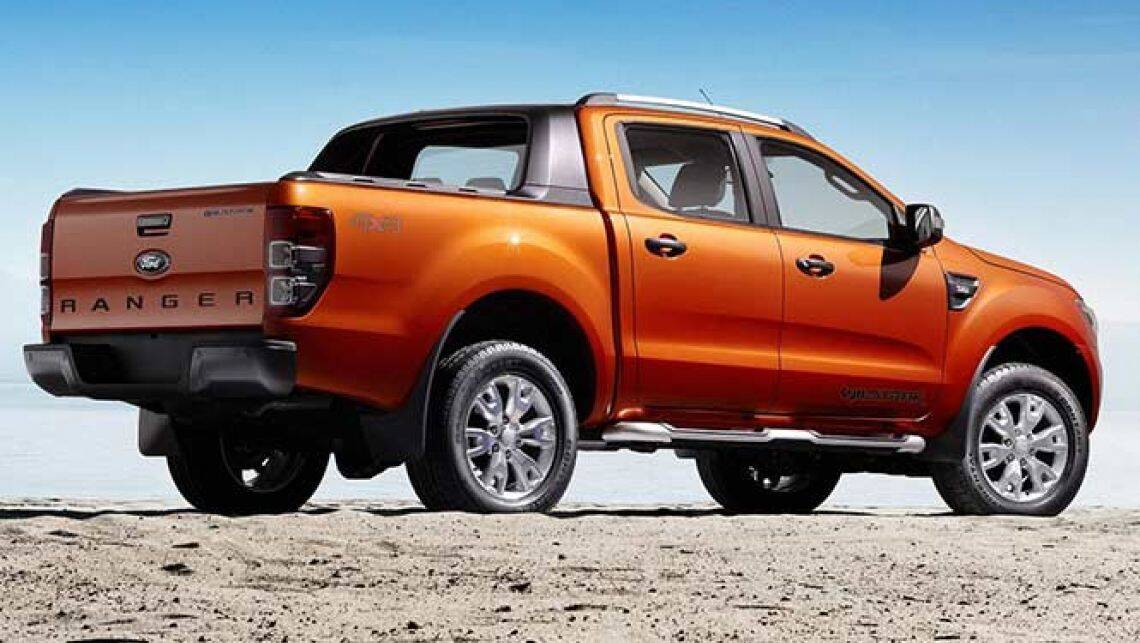 2013 ford ranger wildtrak review carsguide. Black Bedroom Furniture Sets. Home Design Ideas