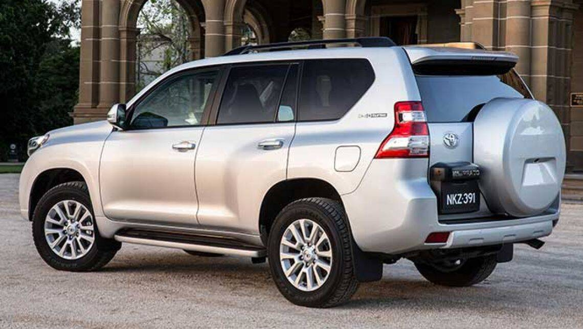 2014 Toyota Prado review | updated model