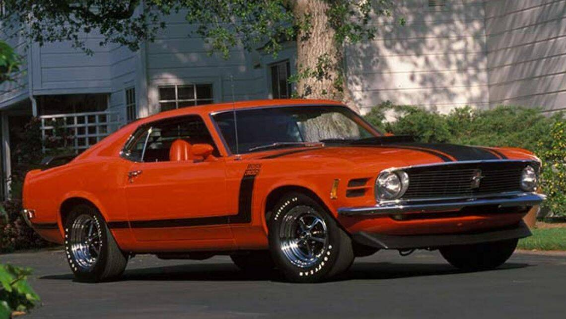 2015 ford mustang to cost 45 000 in australia car news. Black Bedroom Furniture Sets. Home Design Ideas