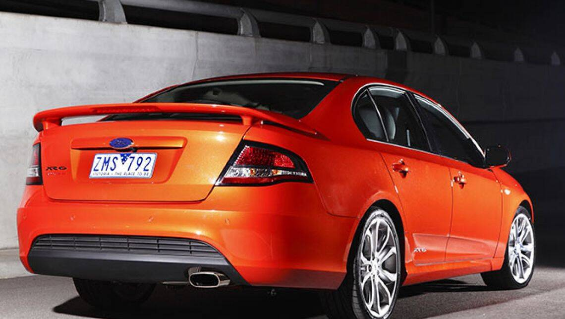 2013 ford falcon review xr6 turbo carsguide. Black Bedroom Furniture Sets. Home Design Ideas