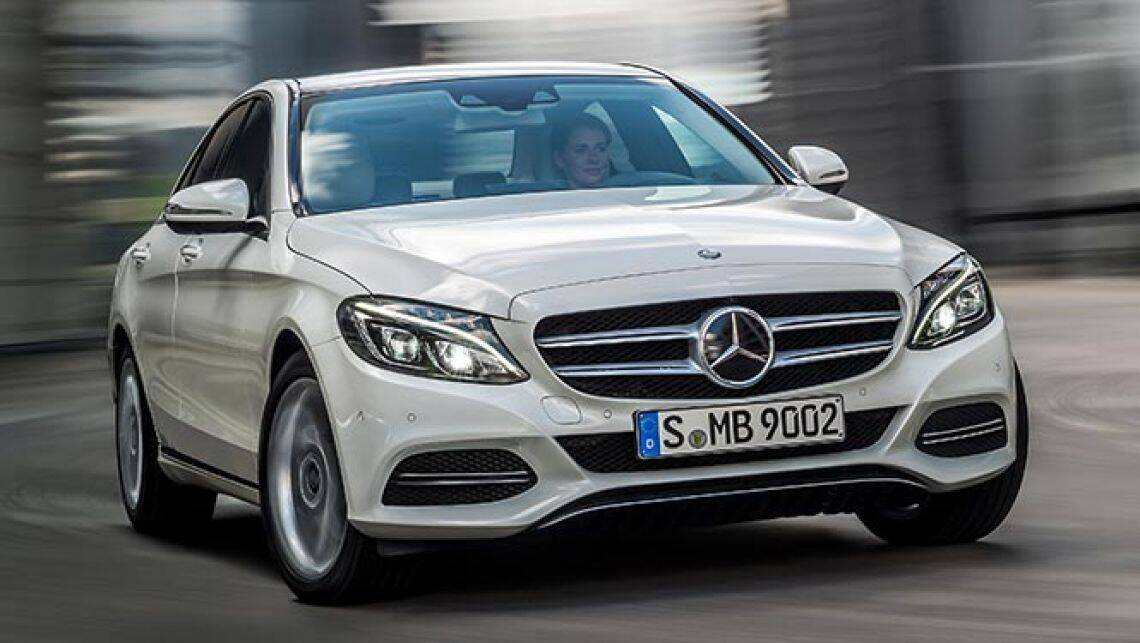 2014 mercedes benz c class review first drive car for Mercedes benz c class review