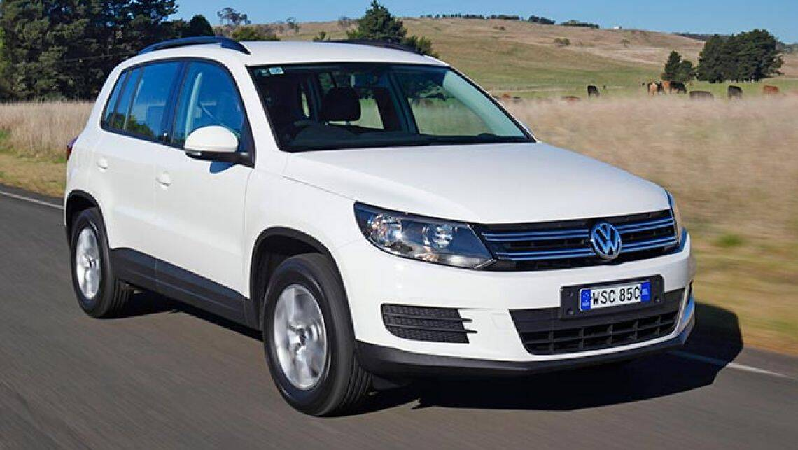 2014 vw tiguan review 118tsi video carsguide. Black Bedroom Furniture Sets. Home Design Ideas