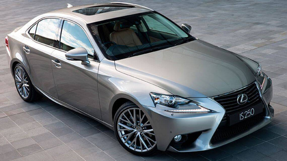 2014 lexus is250 sports luxury review car reviews carsguide. Black Bedroom Furniture Sets. Home Design Ideas