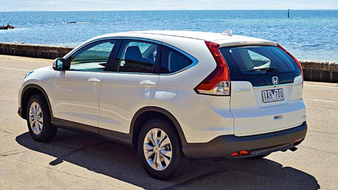 Honda CR-V review | DTi-L diesel: Car Reviews | CarsGuide