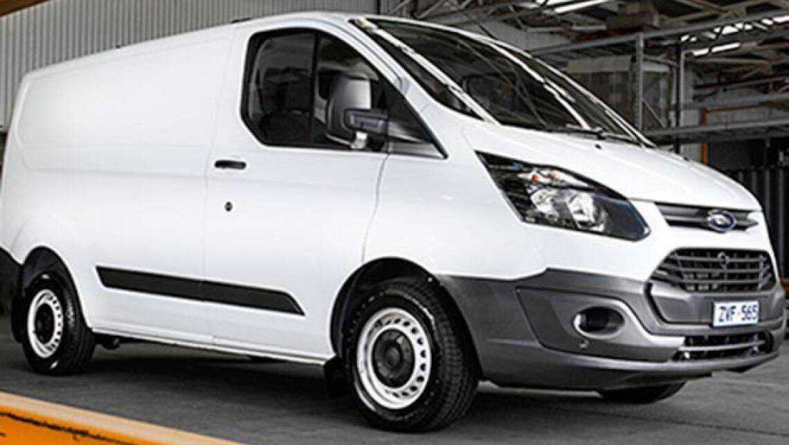 2014 ford transit custom new car sales price car news carsguide. Black Bedroom Furniture Sets. Home Design Ideas