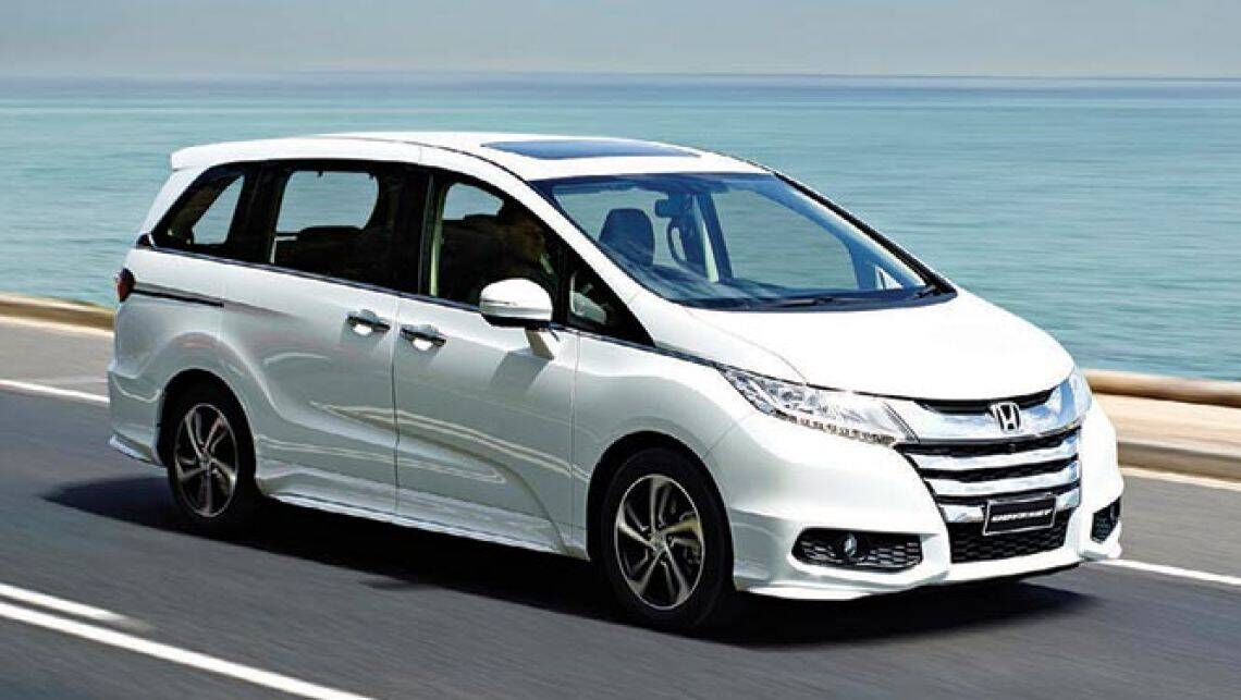 2014 honda odyssey review first drive video carsguide. Black Bedroom Furniture Sets. Home Design Ideas