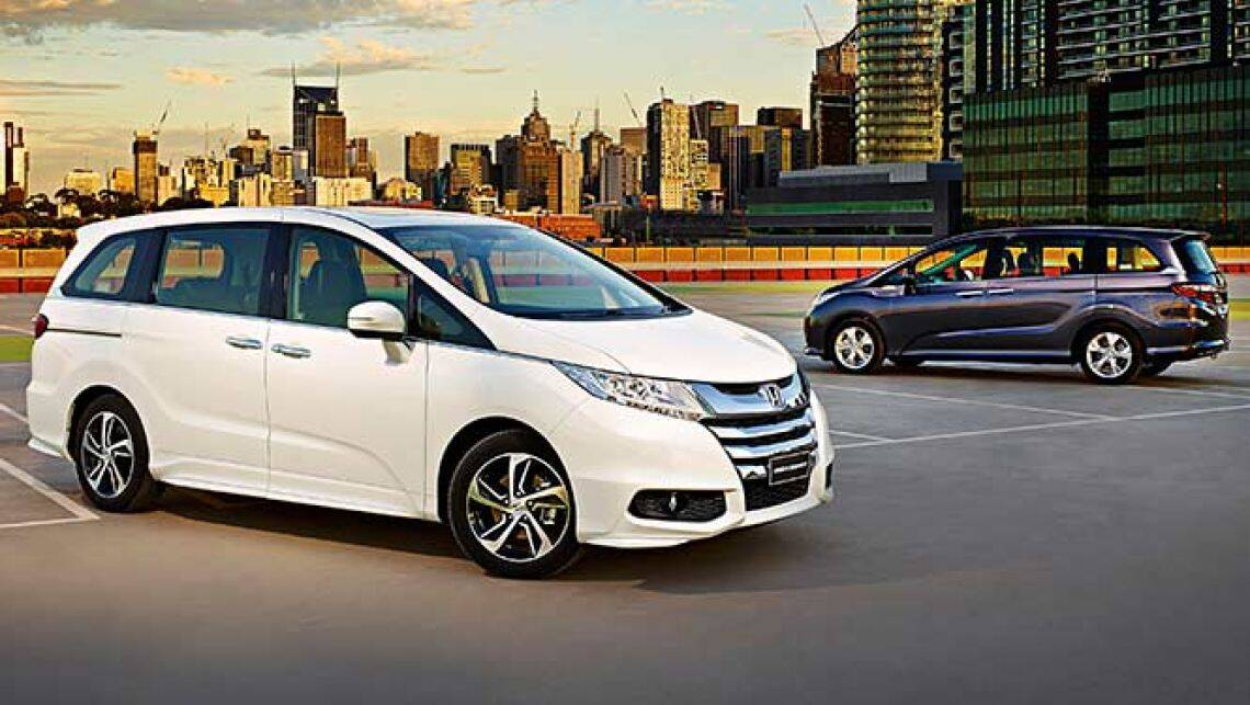 2014 honda odyssey review first drive video carsguide 2017 2018 best cars reviews