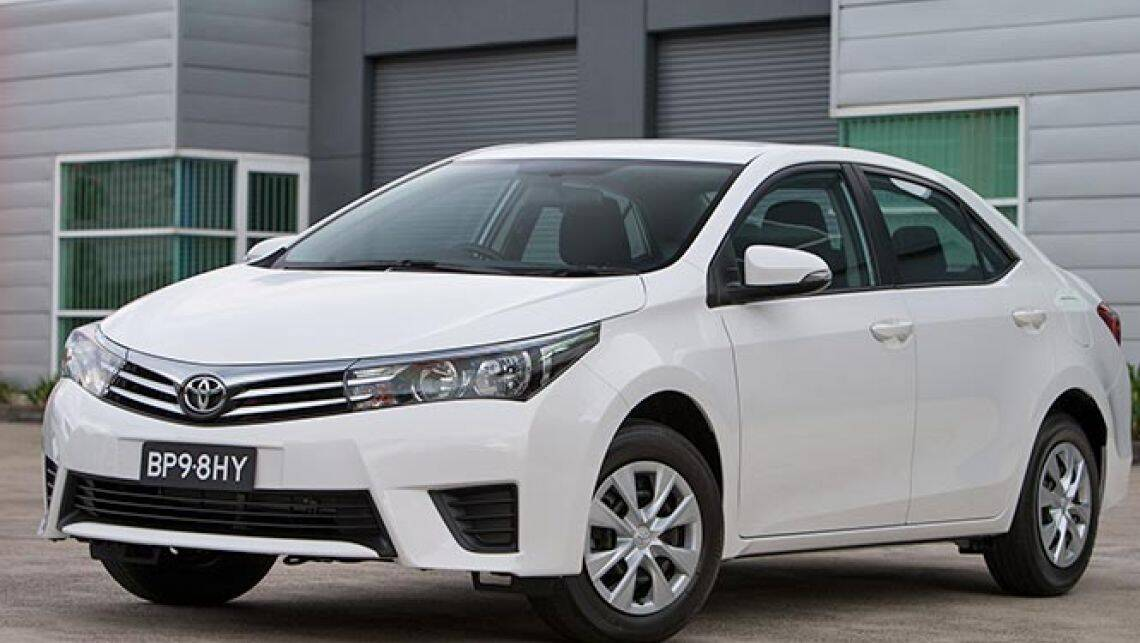 2014 toyota corolla review sedan first drive car reviews carsguide. Black Bedroom Furniture Sets. Home Design Ideas