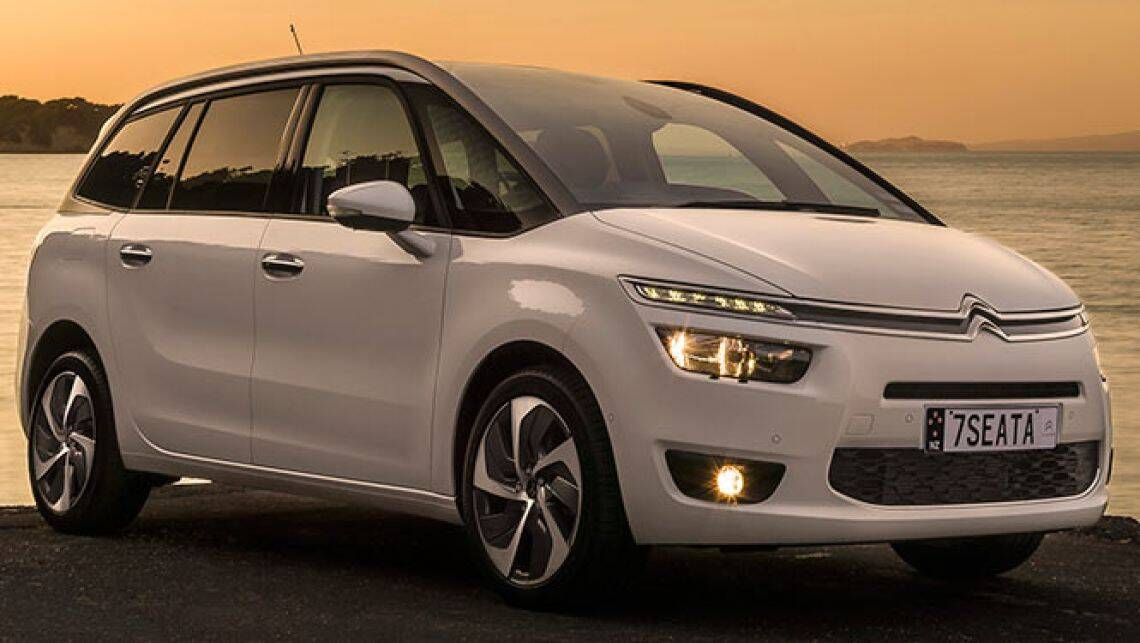 2014 citroen grand c4 picasso review first drive video carsguide. Black Bedroom Furniture Sets. Home Design Ideas