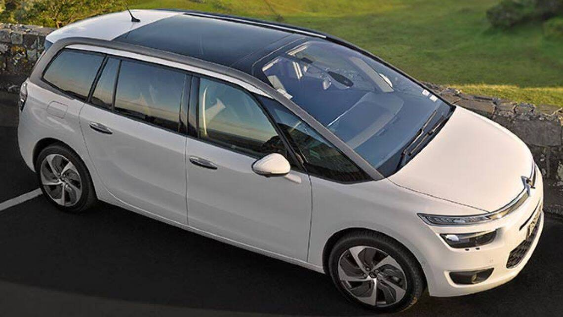 citroen c4 grand picasso review 2014 carsguide. Black Bedroom Furniture Sets. Home Design Ideas