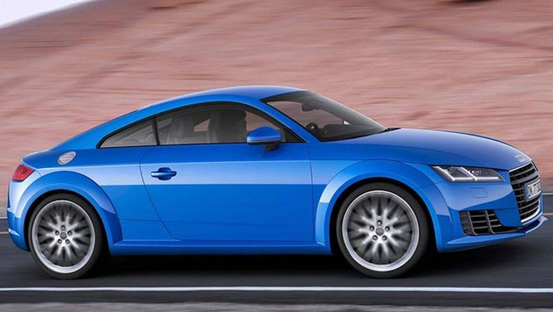 2015 audi tt and tts revealed car news carsguide. Black Bedroom Furniture Sets. Home Design Ideas