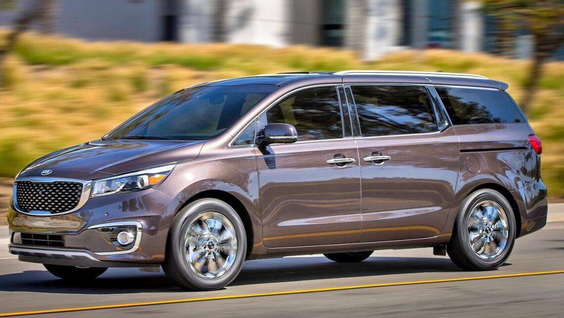 2015 kia grand carnival revealed car news carsguide. Black Bedroom Furniture Sets. Home Design Ideas