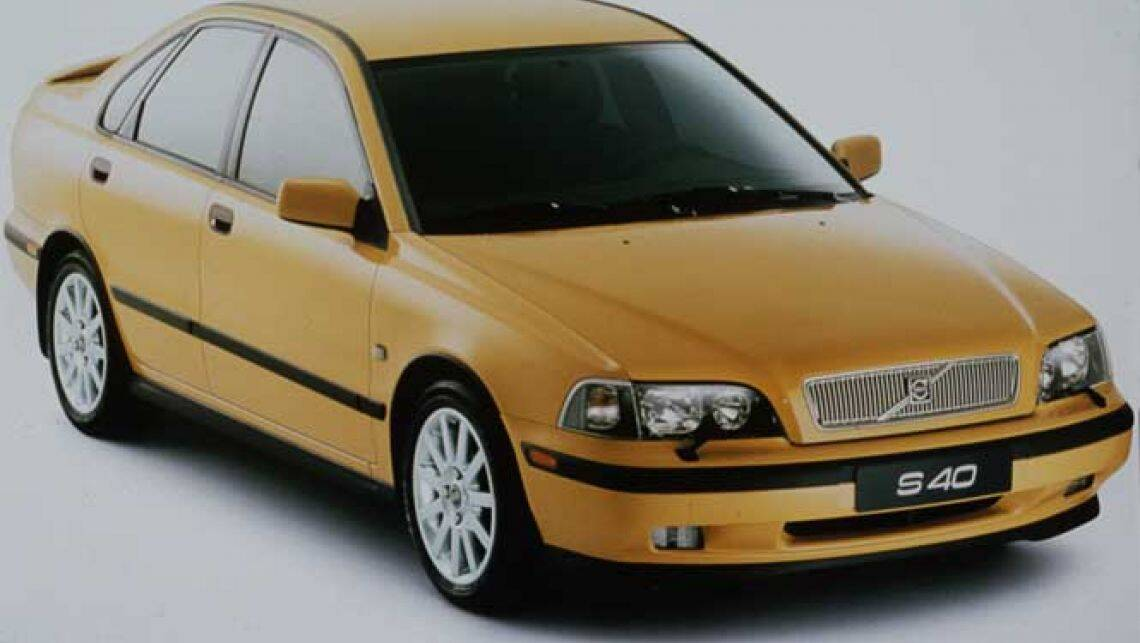 Used car review Volvo S40/V40 1997-2000: Car Reviews | CarsGuide