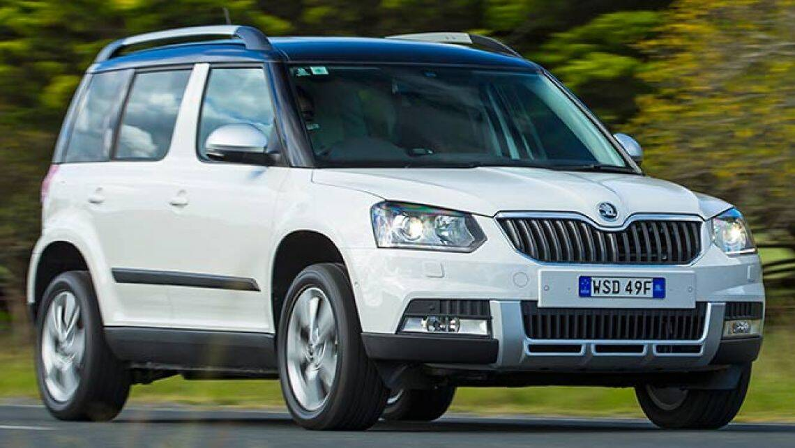2014 Skoda Yeti review Car Reviews  CarsGuide
