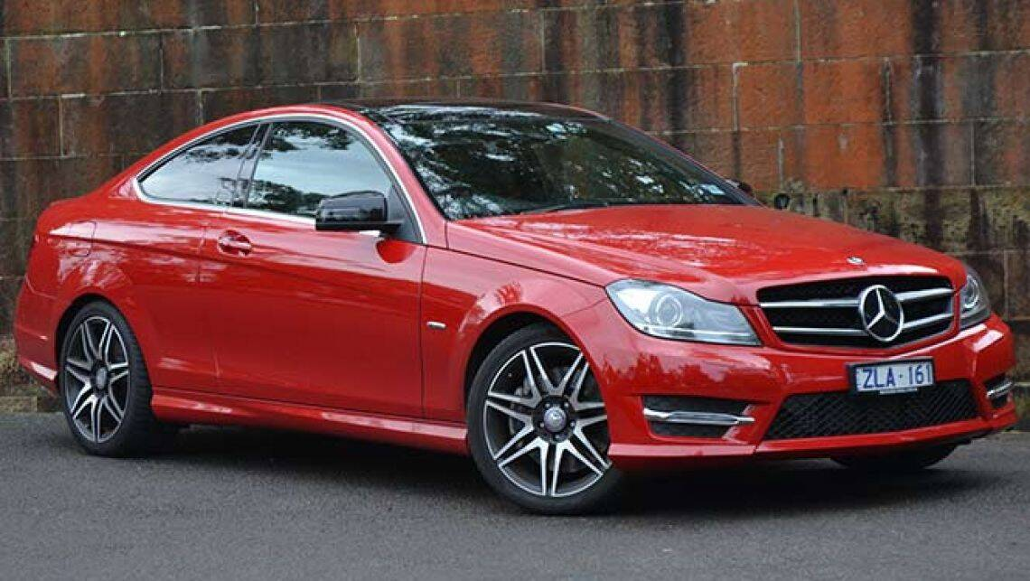 2013 mercedes benz c250 coupe sport review video carsguide. Black Bedroom Furniture Sets. Home Design Ideas