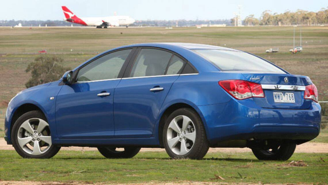 Used Holden Cruze Review 2009 Carsguide Autos Post