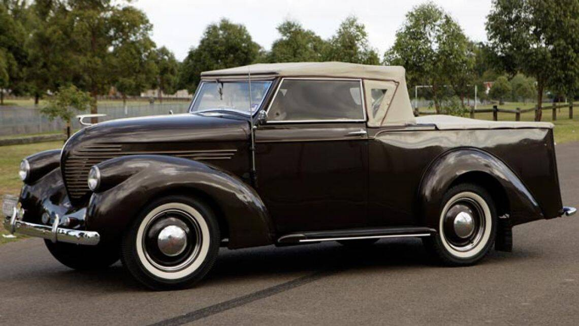 My 1937 Willys Soft Top Ute Car News Carsguide