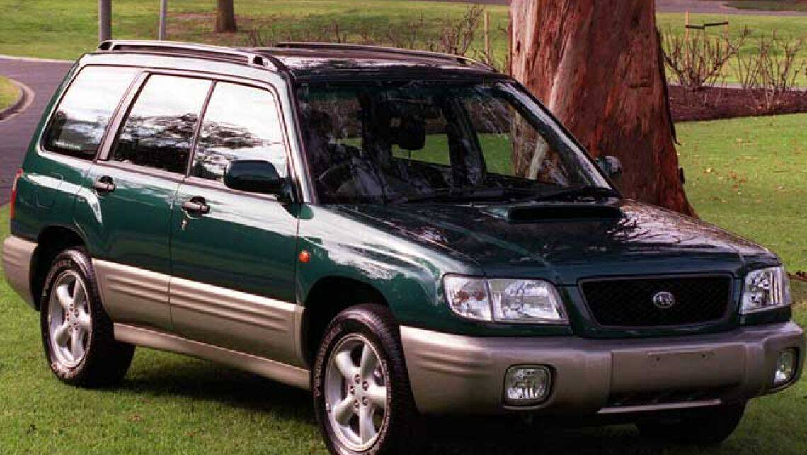 used car review subaru forester 1997 2002 car reviews carsguide. Black Bedroom Furniture Sets. Home Design Ideas