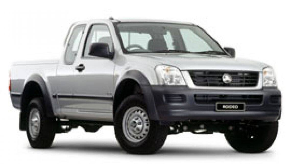 Used Car Review Holden Rodeo Ra 2003