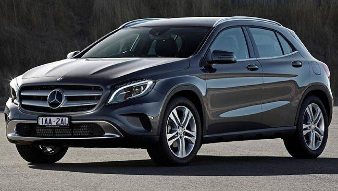 2014 mercedes benz gla 200 cdi review first drive car reviews carsguide. Black Bedroom Furniture Sets. Home Design Ideas