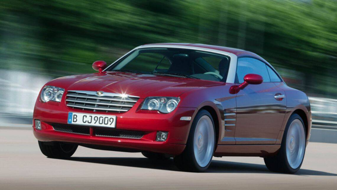 used car review chrysler crossfire 2003 2009 car reviews carsguide. Cars Review. Best American Auto & Cars Review