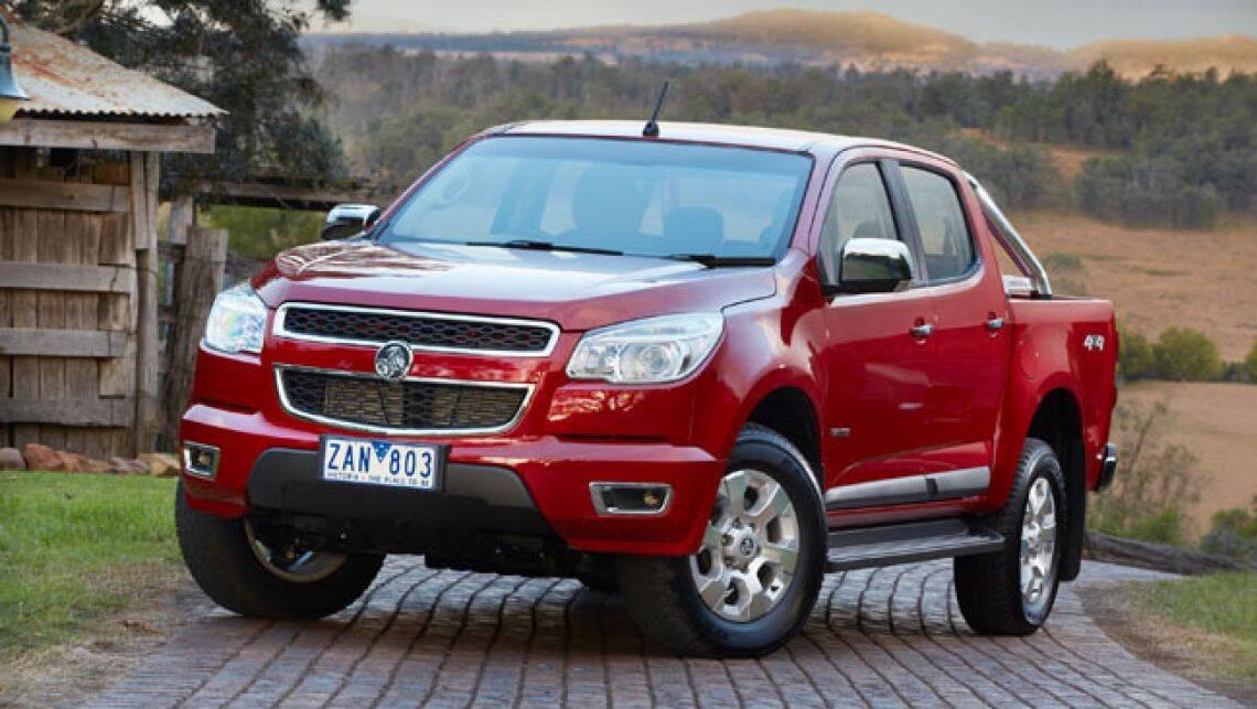 Holden Colorado LTZ review: Car Reviews | CarsGuide