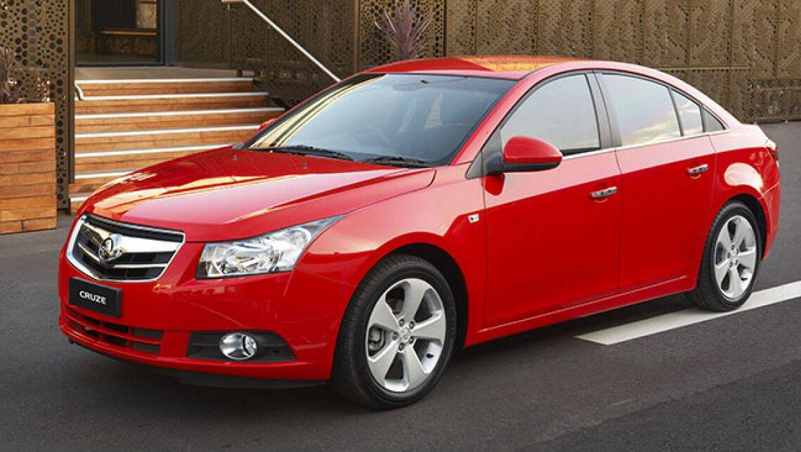 Holden Cruze Used Review 2009 2013
