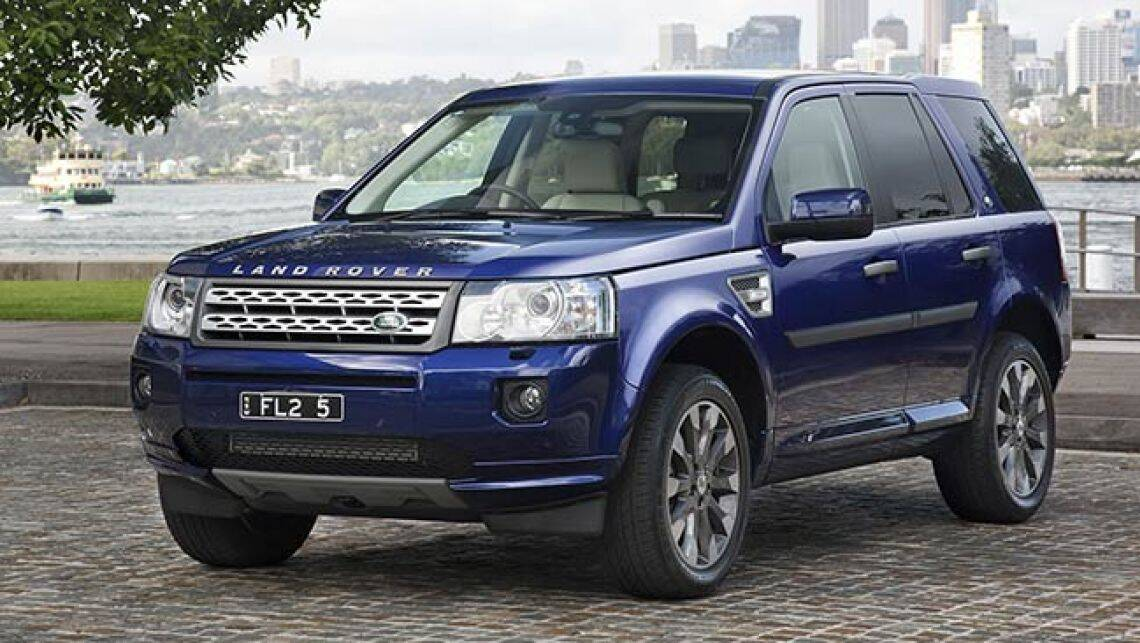 land rover freelander used review 1998 2013 carsguide. Black Bedroom Furniture Sets. Home Design Ideas