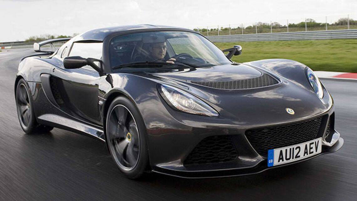 lotus exige s v6 coupe review first drive car reviews carsguide. Black Bedroom Furniture Sets. Home Design Ideas