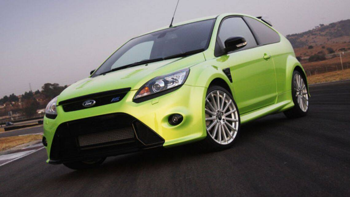 ford focus rs used review 2010 2011 car reviews carsguide. Black Bedroom Furniture Sets. Home Design Ideas