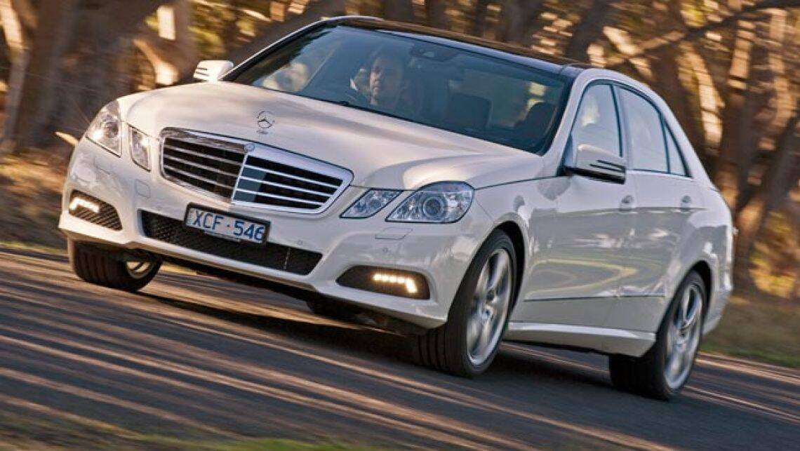 Mercedes benz e350 review car reviews carsguide for Mercedes benz e3 50