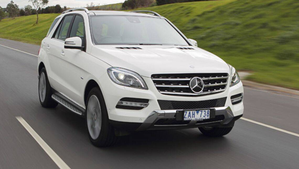 Mercedes benz ml350 bluetec diesel review car reviews for Mercedes benz ml350 bluetec