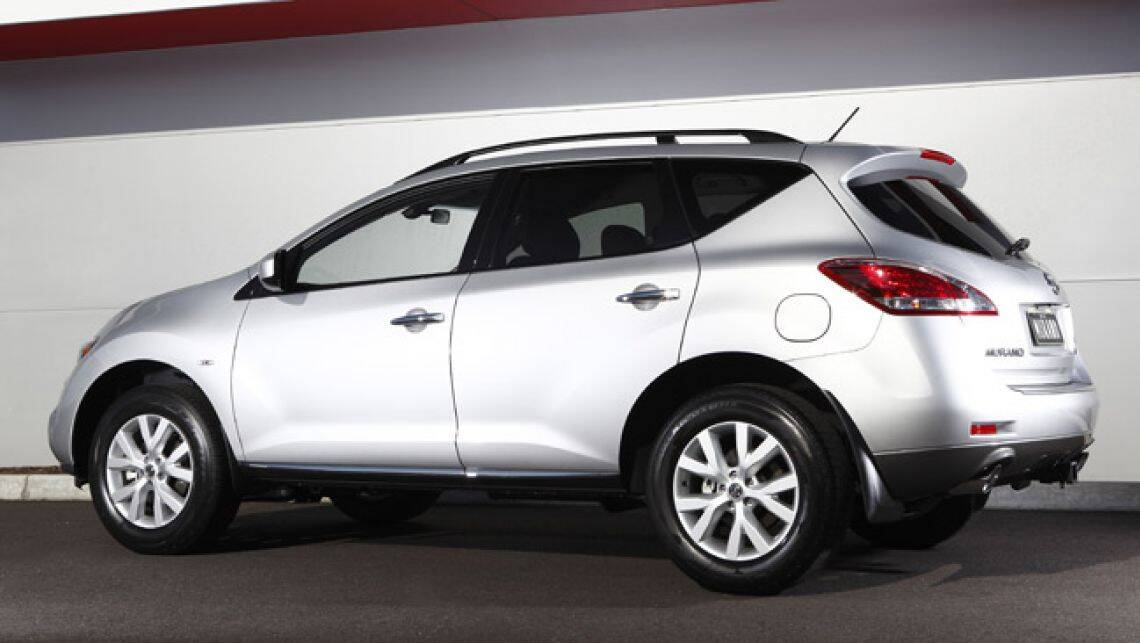 2012 Nissan Murano St Review Car Reviews Carsguide