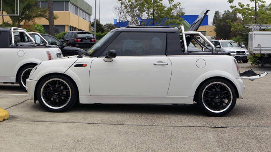 Mini Ute Mod Is Beaut Car News Carsguide