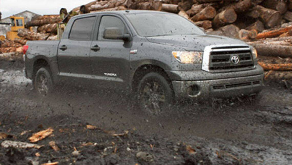 Toyota Tundra Converted For Australia Car News Carsguide