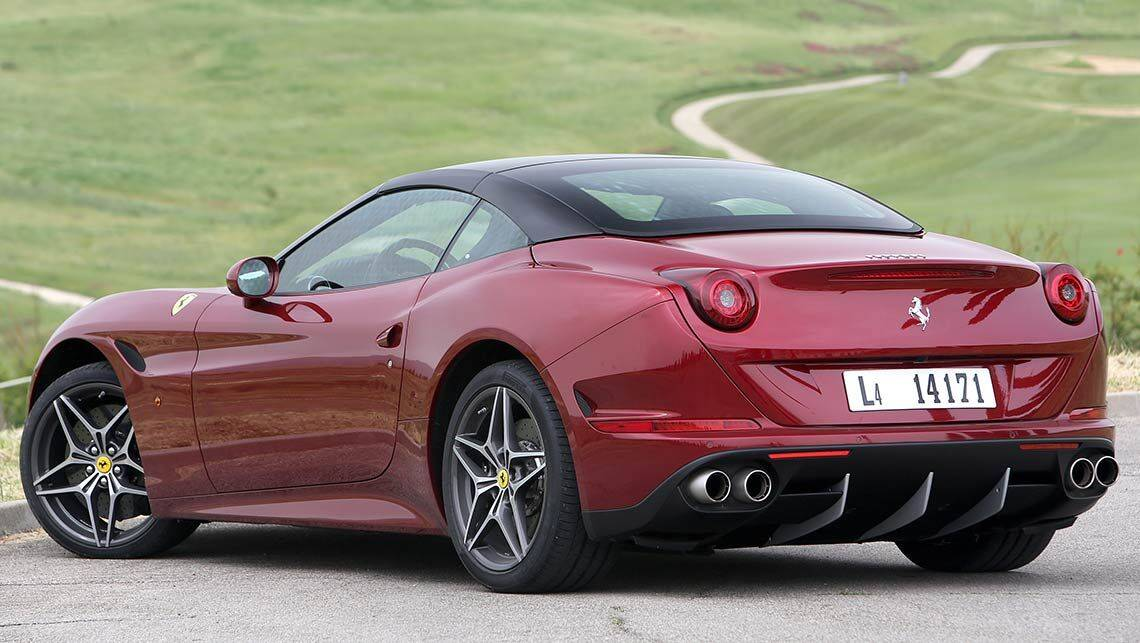 2015 ferrari california t review road test carsguide. Black Bedroom Furniture Sets. Home Design Ideas