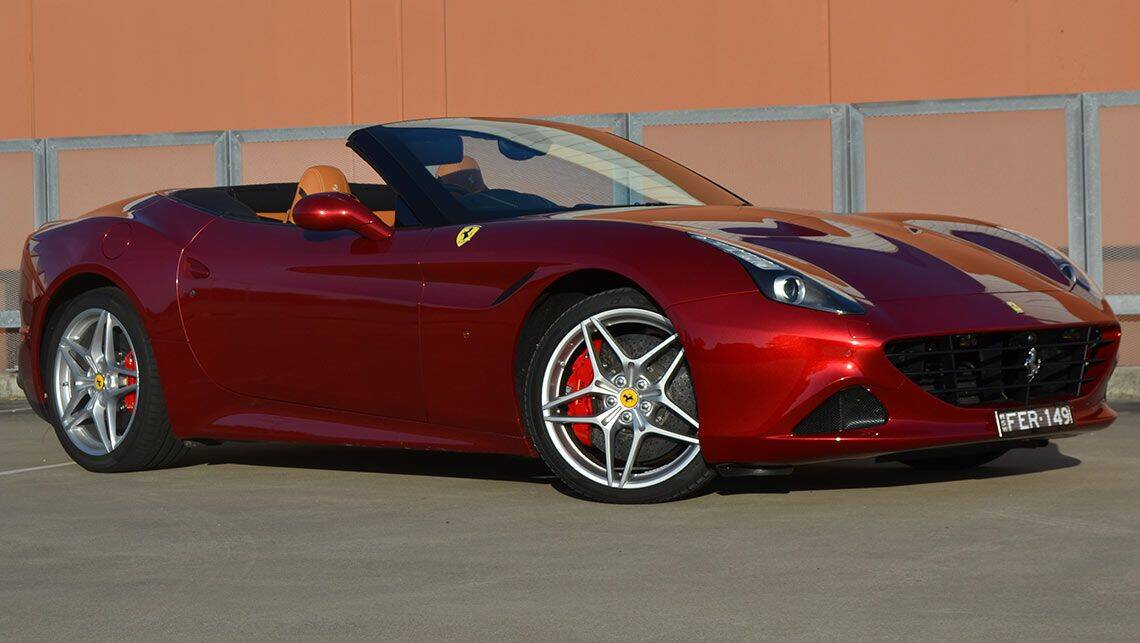 2015 ferrari california t review carsguide. Black Bedroom Furniture Sets. Home Design Ideas