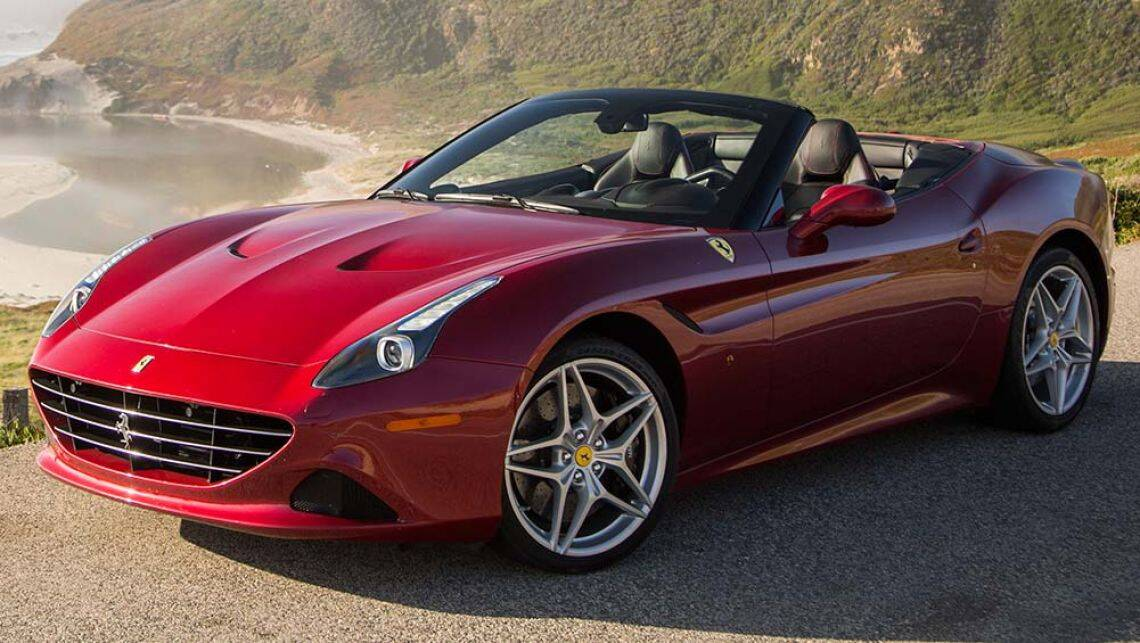 2016 ferrari california t review driving the pacific coast highway carsguide. Black Bedroom Furniture Sets. Home Design Ideas